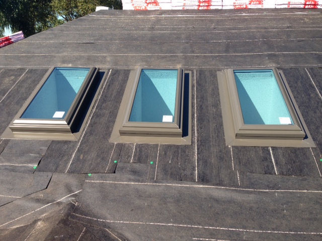 EarthFriendlyRoofing.com 386-210-4442 or 386-423-1321 | New skylights installed. | Daytona New Smyrna Beach Edgewater